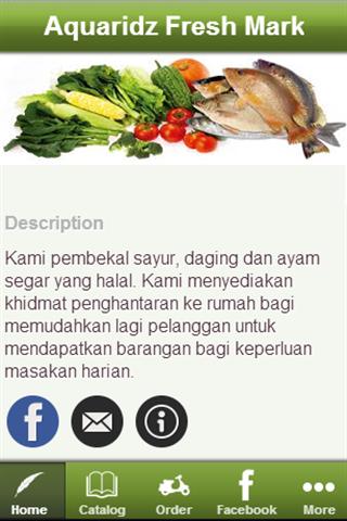 Aquaridz Fresh Market