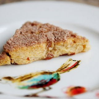 Sweet Cinnamon Scones.