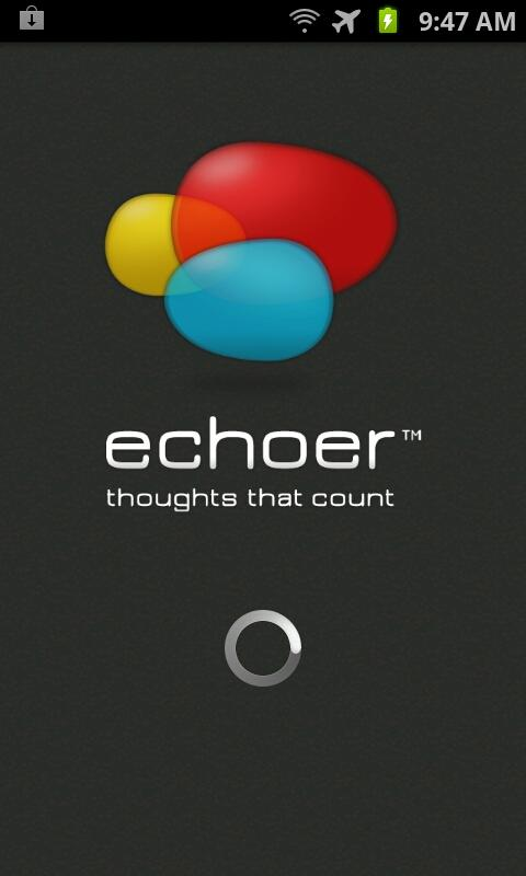 Echoer - screenshot