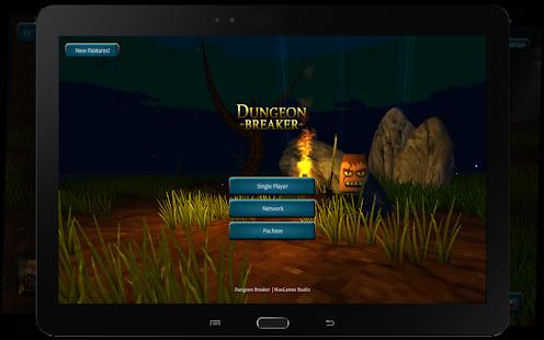 Dungeon Breaker Online