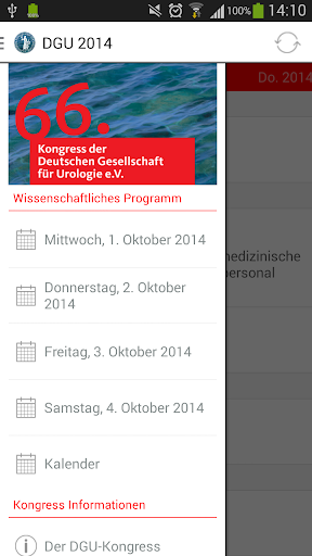 DGU 2014 – Kongress App