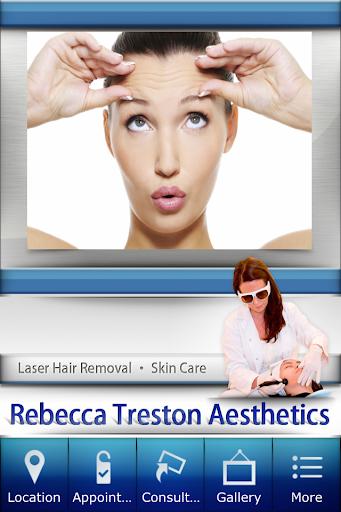 Rebecca Treston Aesthetics
