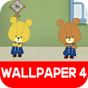 Wallpaper 4 TINY TWIN BEARS