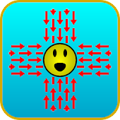 Push Smiley Ball - Fun Puzzle