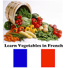 Learn Vegetables in French icon