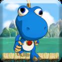 Blue Dragon Runner icon