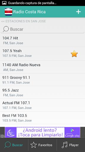 Radios de Costa Rica