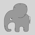 Elephant Theme GO Launcher EX icon