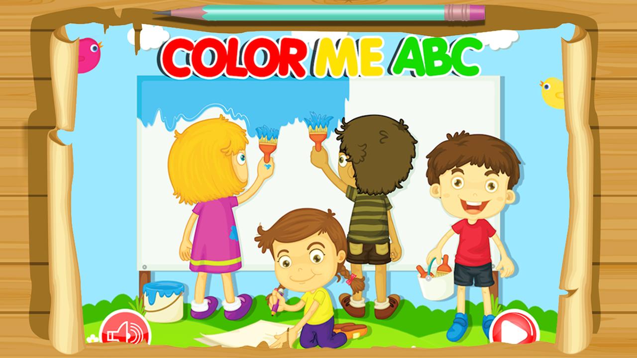 New colour me beautiful book 2016 - Color Me Abc Screenshot