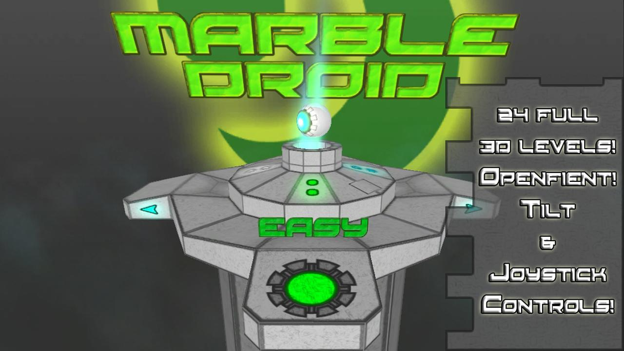 Marble Droid - screenshot