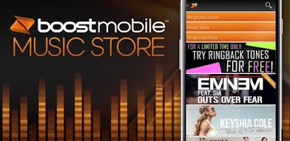 Boost Mobile Adds Unlimited Music Streaming
