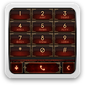 exDialer Demonis theme