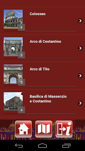Roma Walking Tour DE