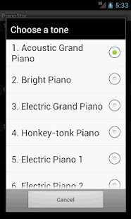 PianoStar- screenshot thumbnail