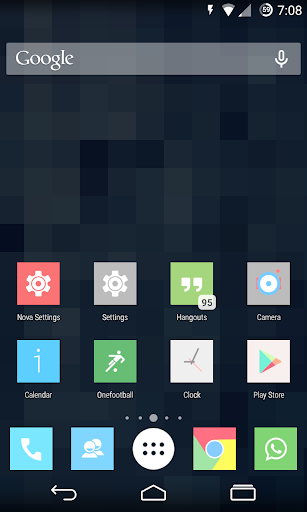 Flatter - Square Icon Pack