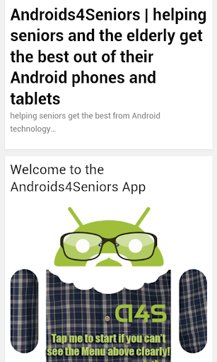 Androids For Seniors