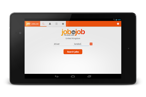 Jobs by JobisJob- screenshot thumbnail
