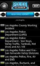 Police Scanner Radio PRO screenshot thumbnail