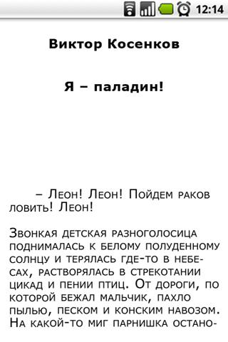 Виктор Косенков. Я - паладин