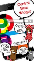 Screenshot of Control Bear Widget Pack