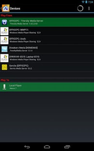 MediaHouse UPnP / DLNA Browser- screenshot thumbnail