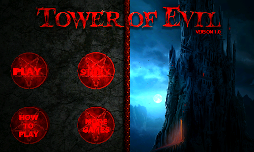 Tower of Evil LITE- screenshot thumbnail