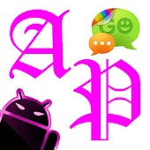 GOSMS AdeaPink Theme - Free