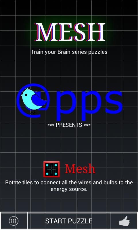 Mesh - screenshot