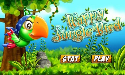 Happy Jungle Bird - náhled