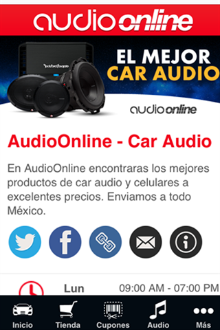 AudioOnline - Car Audio