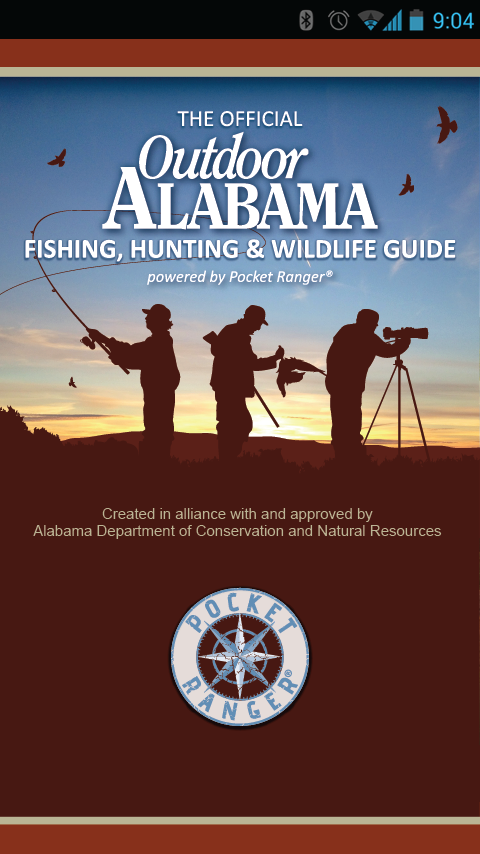 Official AL Fishing & Hunting- screenshot
