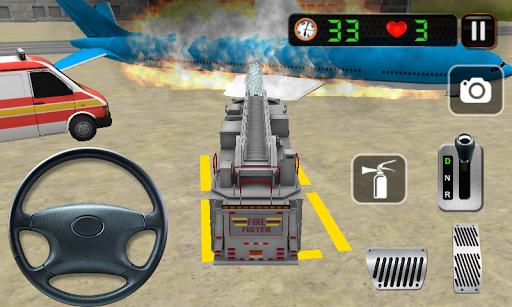 【免費模擬App】機場救護模擬-APP點子