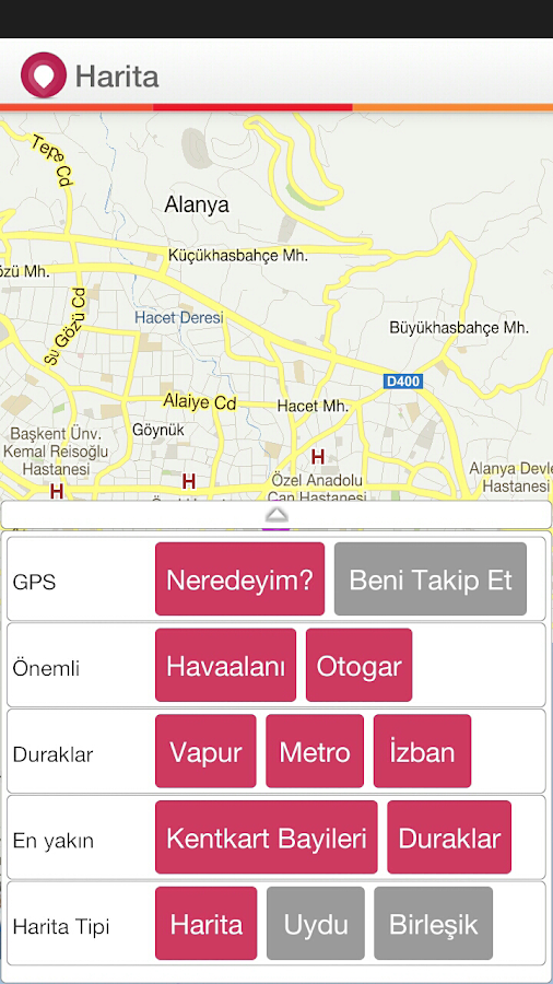 Izmir Transportation- screenshot