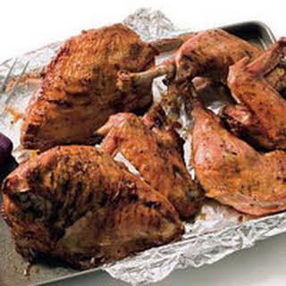 Grilled Turkey.