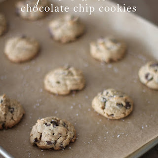 Already Gone Peanut Butter Chocolate Chip Cookies