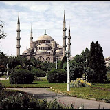 Istanbul Pictures, Istanbul blue mosque, sultanahmet cami
