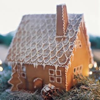 Swedish Gingerbread House.