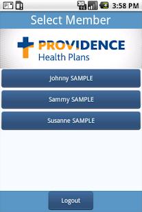 Providence E-Card- screenshot thumbnail