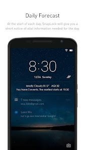 SnapLock Smart Lock Screen v3.7.0