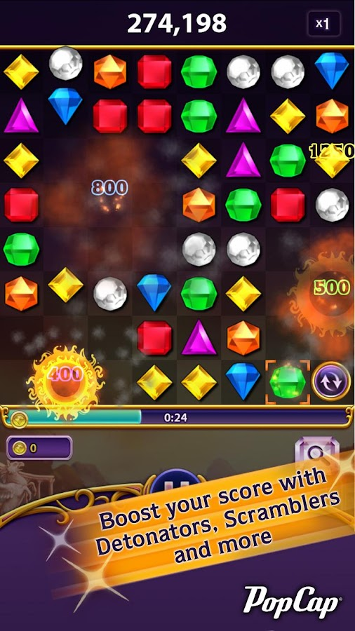 Bejeweled Blitz!- screenshot