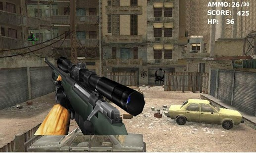 Sniper Training -Shooting Game - screenshot thumbnail
