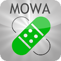 MOWA – Wound Care Solution logo