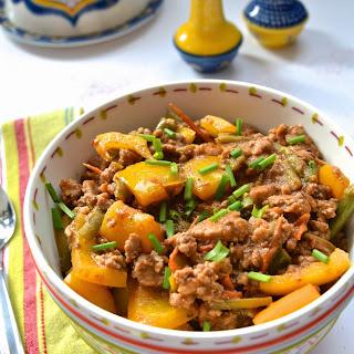 Vegetable Packed Pork Chili (Paleo, SCD, GAPS).