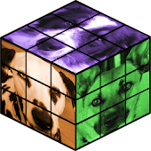 Dogs Rubik's Cube