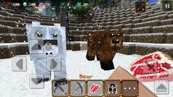 Winter Craft 3 Mine Build 1.3.2 APK
