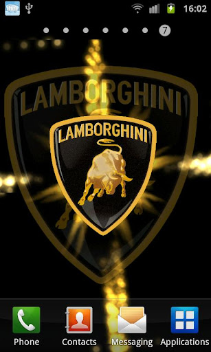 Lamborghini 3D Live Wallpaper v1.0 Cracked