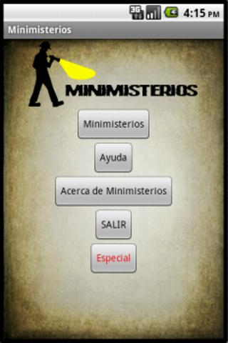 Minimisterios