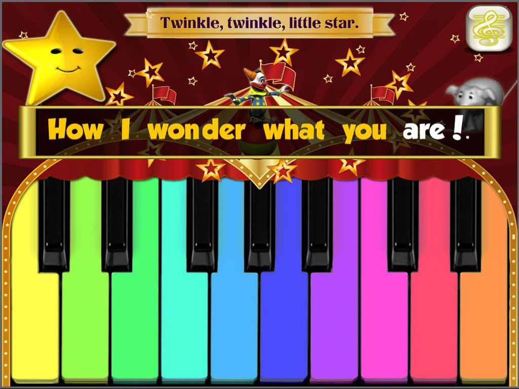 Kids Piano Games FREE- screenshot