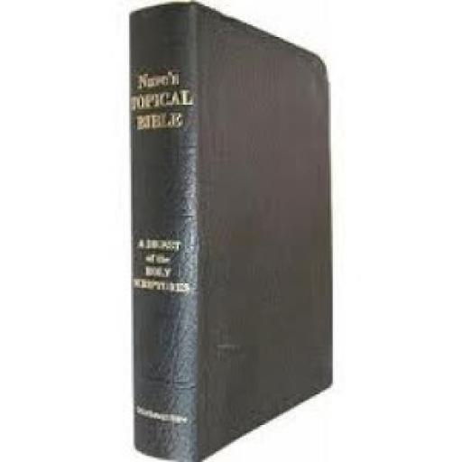 naves topical bible free LOGO-APP點子