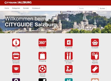Salzburg APP- screenshot thumbnail